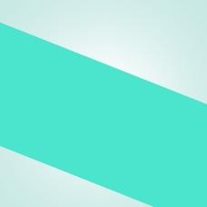 蓝色扁平首图