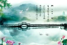 江南春色图片
