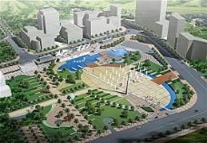金华市人民广场 设计方案 DWG_0004