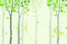 童话森林图片