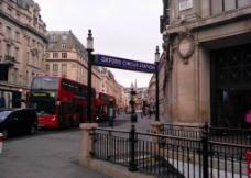 伦敦街头图片