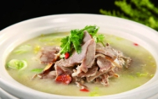 酸白菜炖羊肉图片