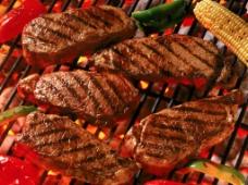 烧烤 烤肉图片