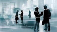 企业文化PSD分层素材