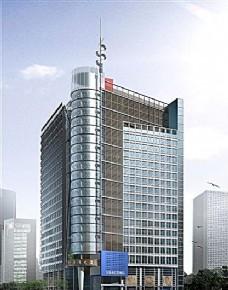 安徽柏景湾大厦 设计方案 DWG_0068