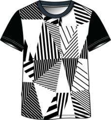 男式春夏T恤