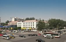 商业区 办公大厦图片