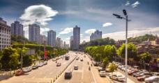 温州街道图片
