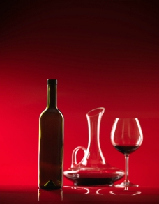 唯美红酒图片