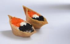腐皮寿司  五谷腐皮图片