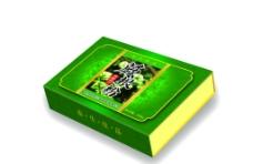 蕨根粉包装图片模板下载