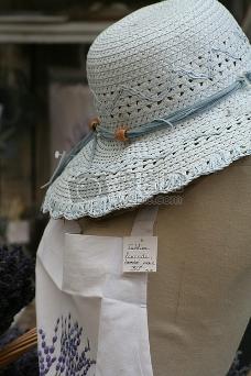 一个漂亮的帽子