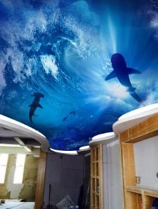 海洋3D画