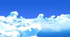 动画云素材图片
