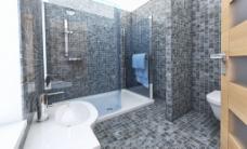 唯美浴室图片