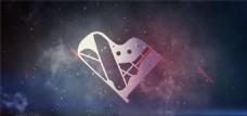 现代粒子Logo演绎动画AE模板