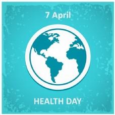 世界健康日设计海报