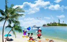 游乐  儿童 卡通  海边图片