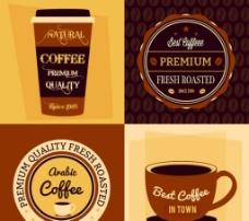 咖啡主题图案图片