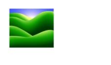 绿色草地矢量图