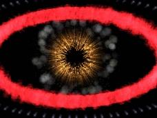 星球爆炸坍缩过程视频