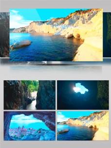 4K超清旅游景点实景拍摄山水名胜古迹