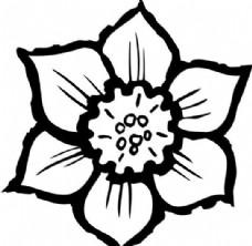 鲜花 花卉 矢量素材 eps格式_0012