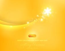 黄色柔和背景图片