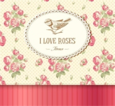 花朵背景设计图片模板下载