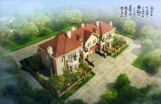 地产别墅图片