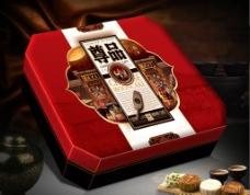 高档月饼盒图片