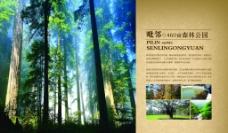 园林房地产海报