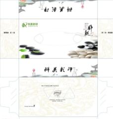 纸抽 中国风图片