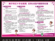 医院 妇产科 小护士 粉色图片