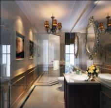 卫浴室装饰图片