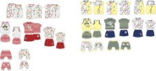 婴童装设计稿