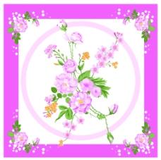 印花  丝巾