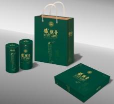 茶业包装盒设计   铁观音