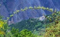 墨尔多神山图片