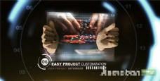 科技企业宣传动画AE模板