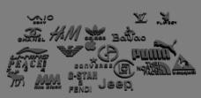 商业logo3dmax 模型