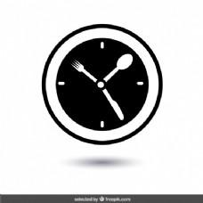 摘要时钟标志