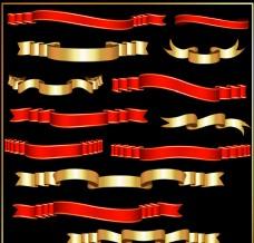 黄金礼品带banner