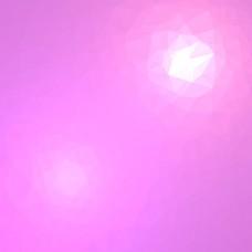 微妙光感多边形背景紫色
