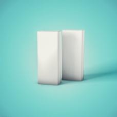 空白包装盒图片