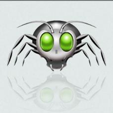 蜘蛛侠PS创意设计