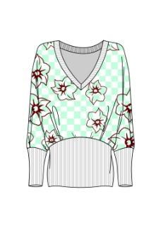 针织衫设计