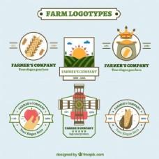 农场标识模板