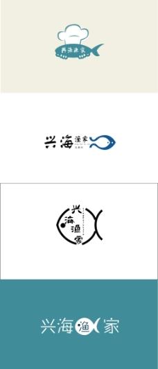 鱼logo