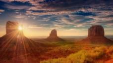 平原上的山丘